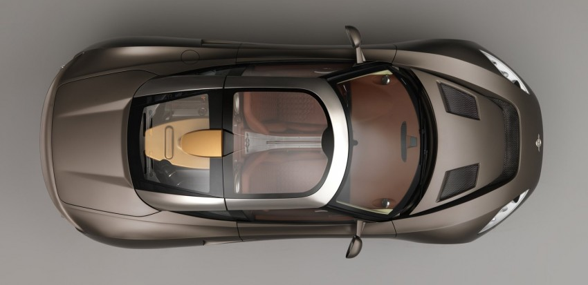 Spyker C8 Preliator – a classic airplane for the road Image #454549