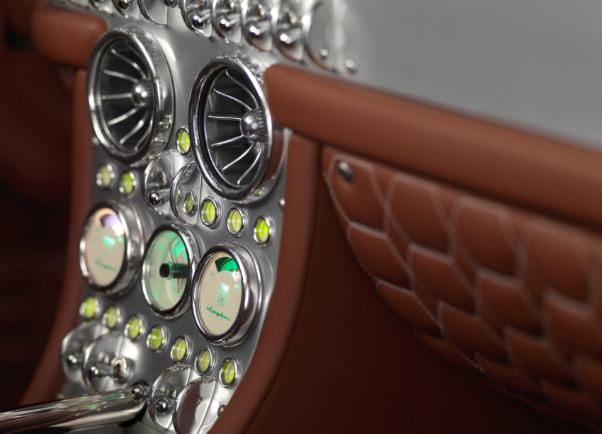Spyker C8 Preliator – a classic airplane for the road Image #454556
