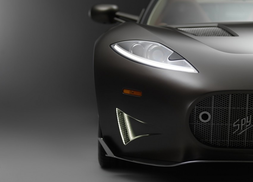 Spyker C8 Preliator – a classic airplane for the road Image #454558