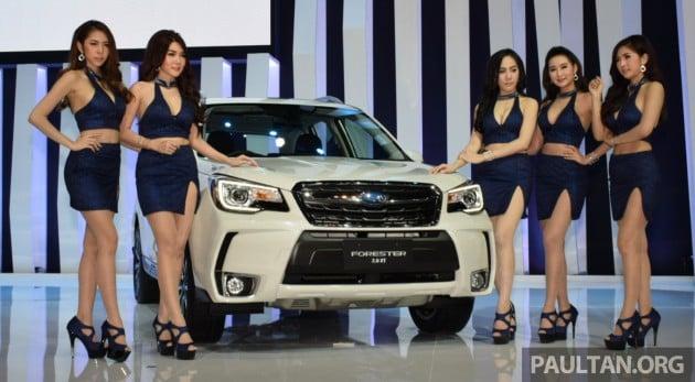 Subaru Forester BKK-4