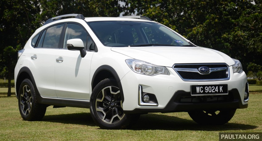 DRIVEN: Subaru XV 2.0i-P – is grunt and grip enough? Image #457776