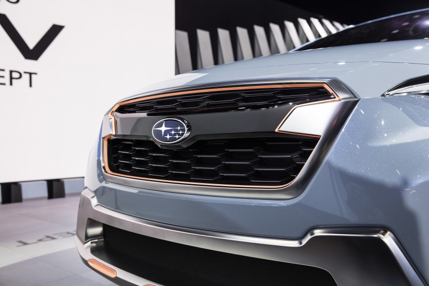 Subaru XV Concept debuts – previews next-gen model Image #452242