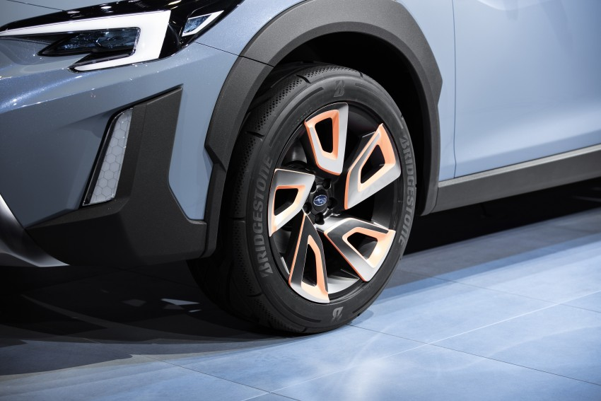 Subaru XV Concept debuts – previews next-gen model Image #452243