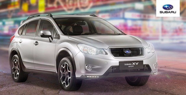 Subaru XV Sport promo1
