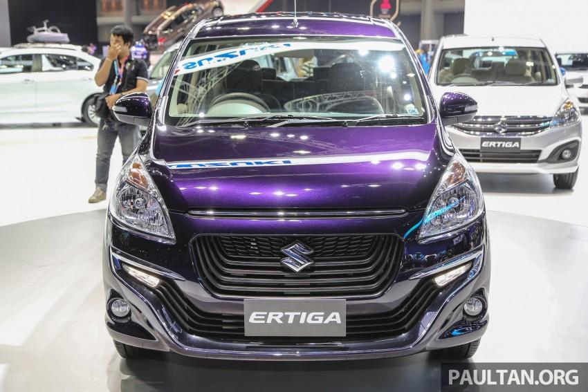 GALLERY: Suzuki Ertiga Dreza on sale in Thailand Image #465196