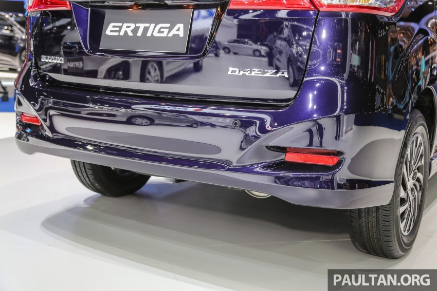 GALLERY: Suzuki Ertiga Dreza on sale in Thailand Image #465218