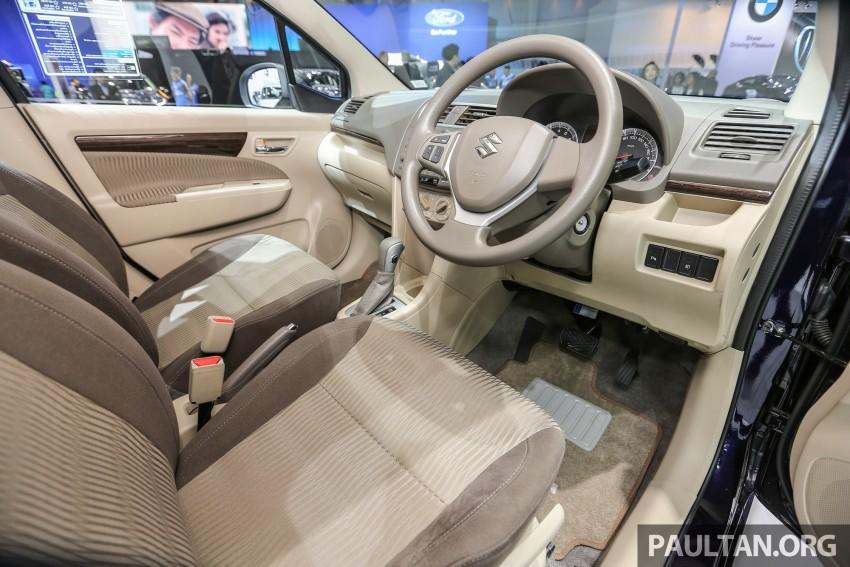 GALLERY: Suzuki Ertiga Dreza on sale in Thailand Image #465223