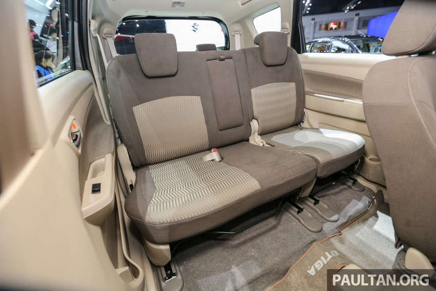GALLERY: Suzuki Ertiga Dreza on sale in Thailand Image #465227