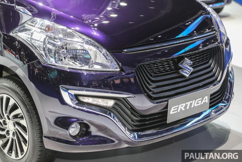 GALLERY: Suzuki Ertiga Dreza on sale in Thailand Image #465199
