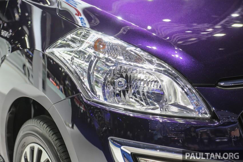 GALLERY: Suzuki Ertiga Dreza on sale in Thailand Image #465201