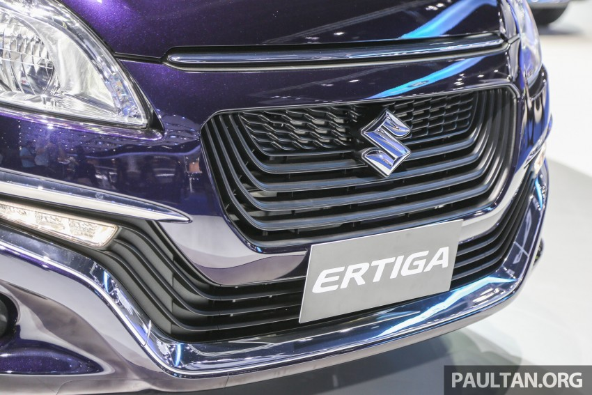 GALLERY: Suzuki Ertiga Dreza on sale in Thailand Image #465205