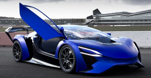 Techrules AT96 TREV supercar concept-01