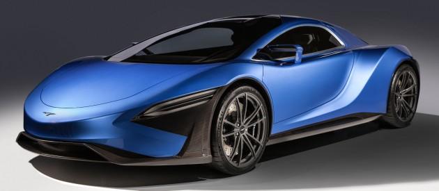 Techrules GT96 TREV supercar concept-01