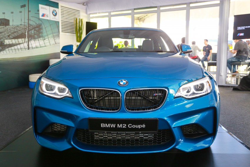 BMW M2 Coupe launched in Malaysia – RM498,800 Image #453380