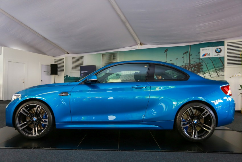 BMW M2 Coupe launched in Malaysia – RM498,800 Image #453381
