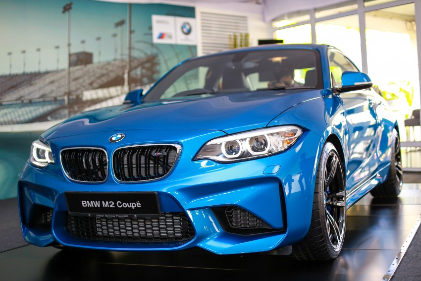 BMW M2 Coupe launched in Malaysia – RM498,800 Image #453382