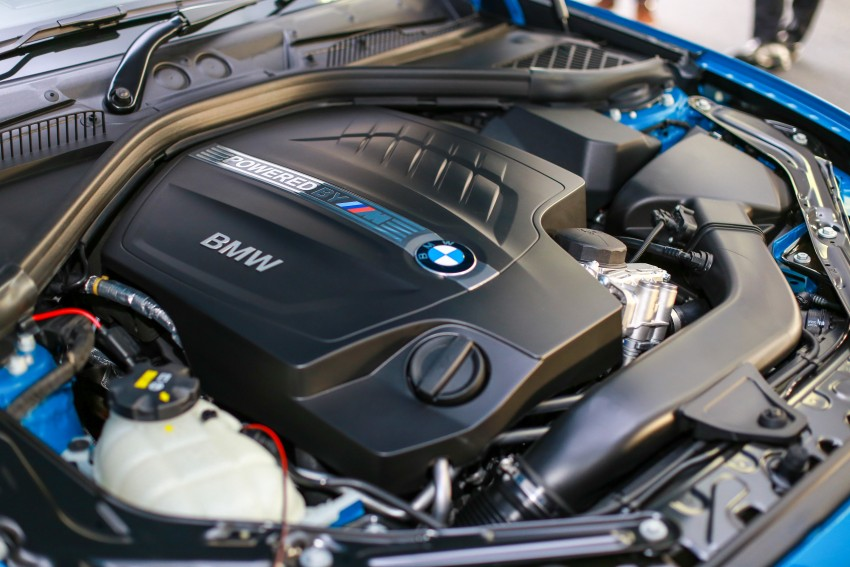 BMW M2 Coupe launched in Malaysia – RM498,800 Image #453384