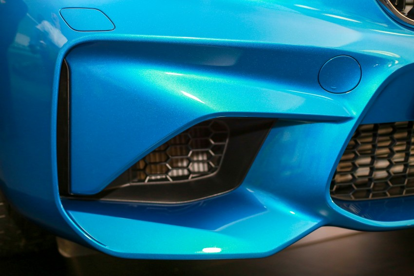 BMW M2 Coupe launched in Malaysia – RM498,800 Image #453372