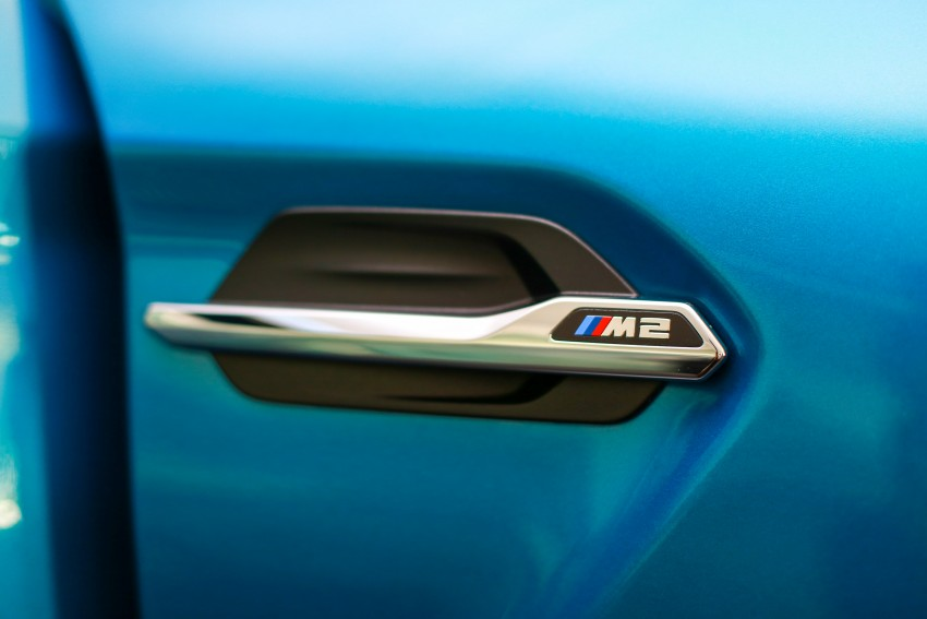 BMW M2 Coupe launched in Malaysia – RM498,800 Image #453374