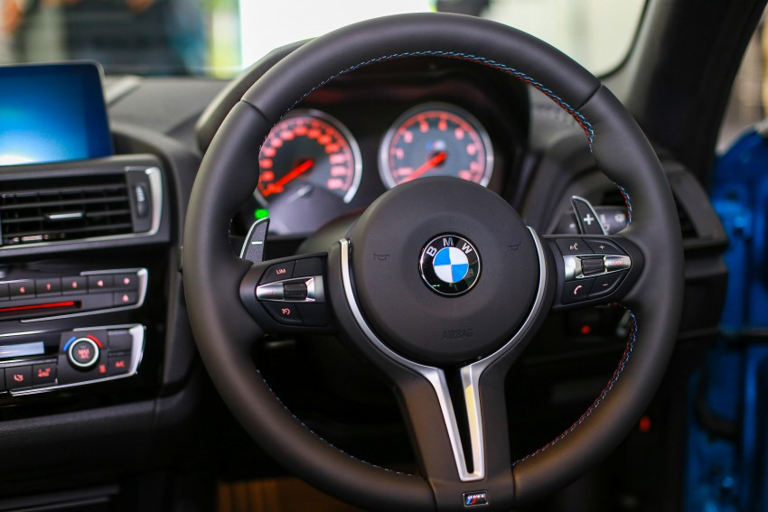 BMW M2 Coupe launched in Malaysia – RM498,800 Image #453377