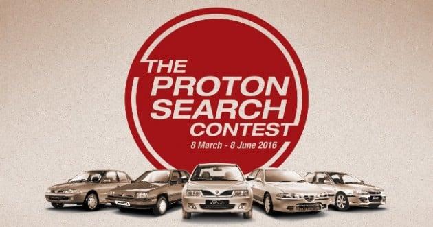 The Proton Search