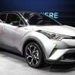 Toyota C-HR Geneva live 1
