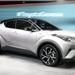 Toyota C-HR Geneva live 2