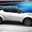 Toyota C-HR Geneva live 3