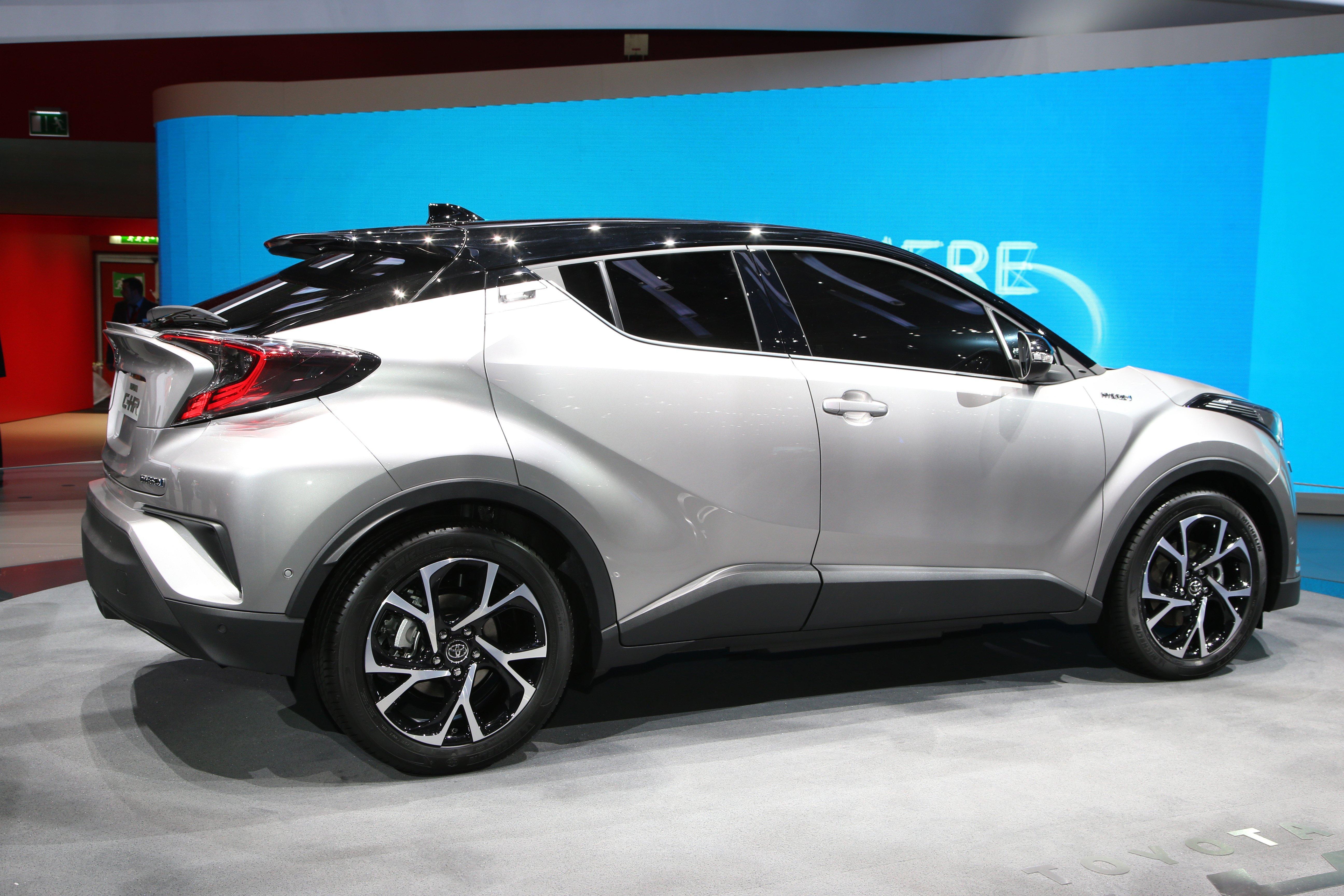 toyota chr 2017 - Cars Auto New - Cars Auto New