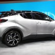 Toyota C-HR Geneva live 5