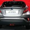 Toyota C-HR Geneva live 6