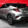 Toyota C-HR Geneva live 7