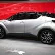 Toyota C-HR Geneva live 8