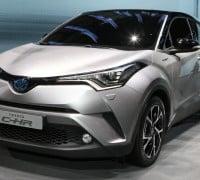 Toyota C-HR Geneva live 9