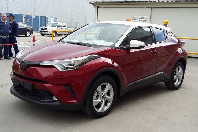 SPYSHOT: Toyota C-HR di Turki; mungkin bakal diproduksi di China dan Thailand pada masa hadapan? Image #461415