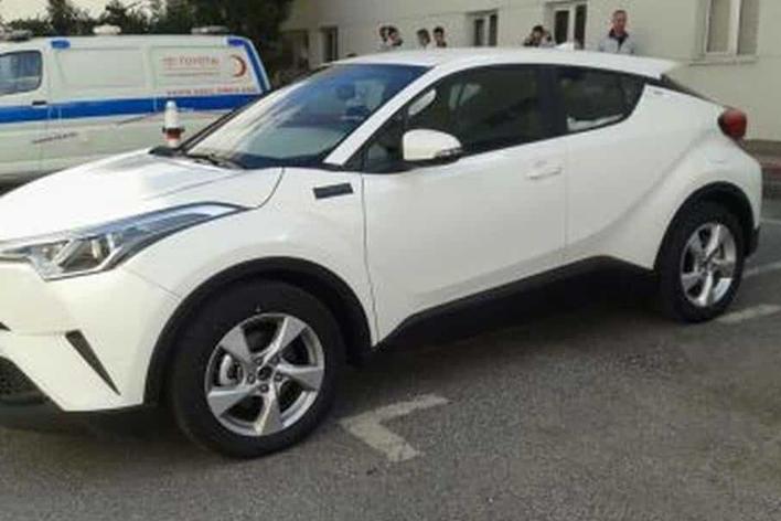 Toyota C-HR spied in Turkey; to be built in Thailand ...