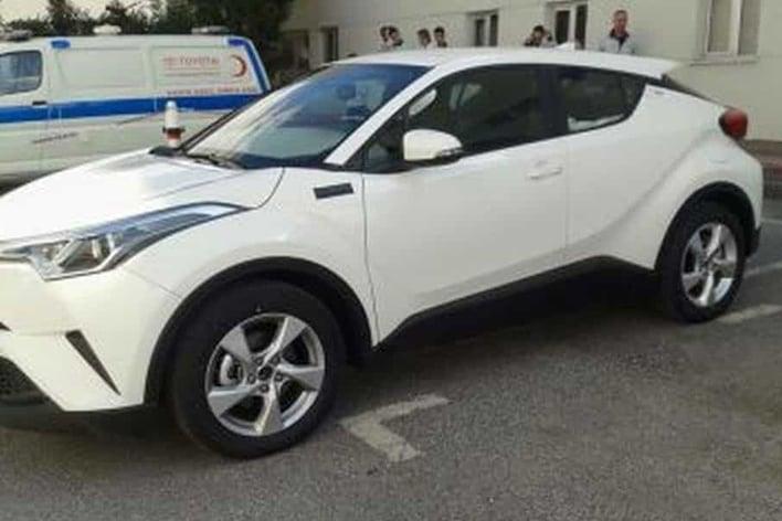 SPYSHOT: Toyota C-HR di Turki; mungkin bakal diproduksi di China dan Thailand pada masa hadapan? Image #461412