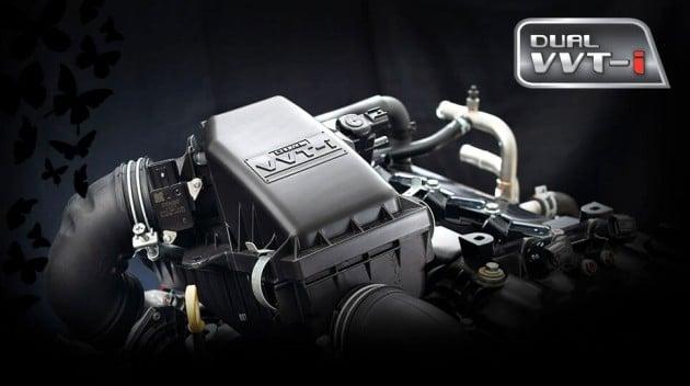 Toyota NR engine