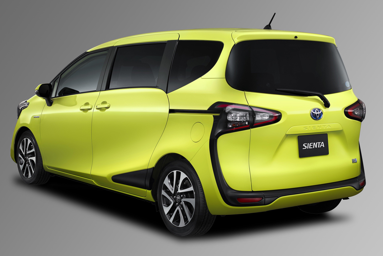 Toyota Sienta 2016 In 2017 2018 Best Cars Reviews