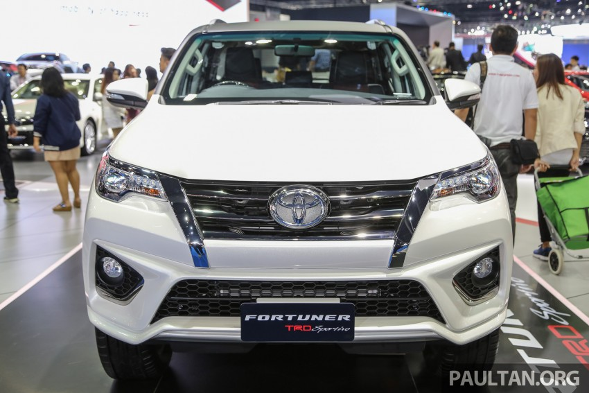 GALLERY: Toyota Fortuner TRD Sportivo at BIMS 2016 Image #464647
