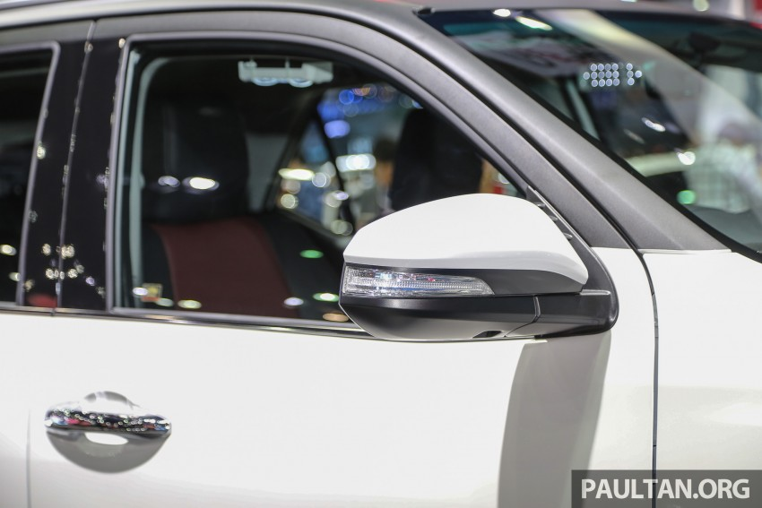 GALLERY: Toyota Fortuner TRD Sportivo at BIMS 2016 Image #464658