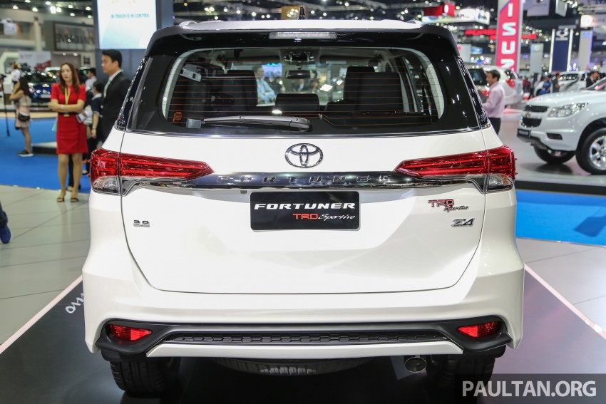 GALLERY: Toyota Fortuner TRD Sportivo at BIMS 2016 Image #464660