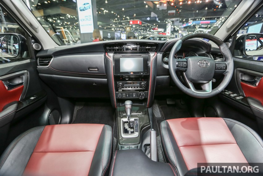 GALLERY: Toyota Fortuner TRD Sportivo at BIMS 2016 Image #464669