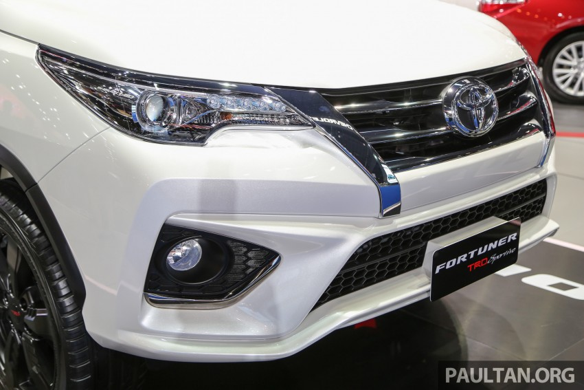 GALLERY: Toyota Fortuner TRD Sportivo at BIMS 2016 Image #464649