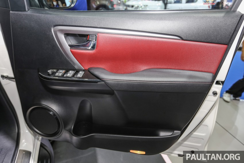 GALLERY: Toyota Fortuner TRD Sportivo at BIMS 2016 Image #464726