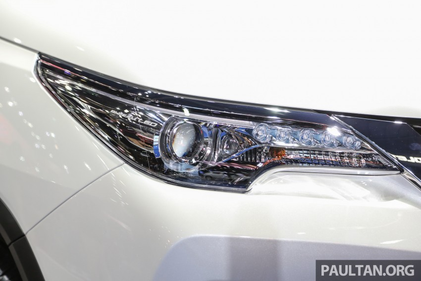 GALLERY: Toyota Fortuner TRD Sportivo at BIMS 2016 Image #464650
