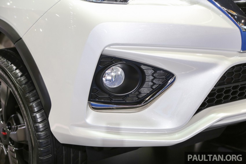 GALLERY: Toyota Fortuner TRD Sportivo at BIMS 2016 Image #464652