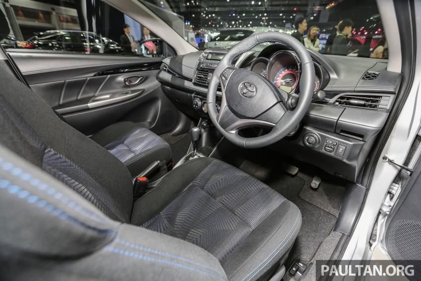 2016 Toyota Vios with Dual VVTi, CVT, VSC in Bangkok Image #465972
