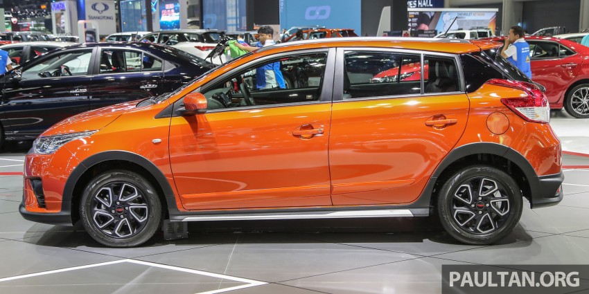 GALLERY: Toyota Yaris TRD Sportivo at Bangkok 2016 Image #465734