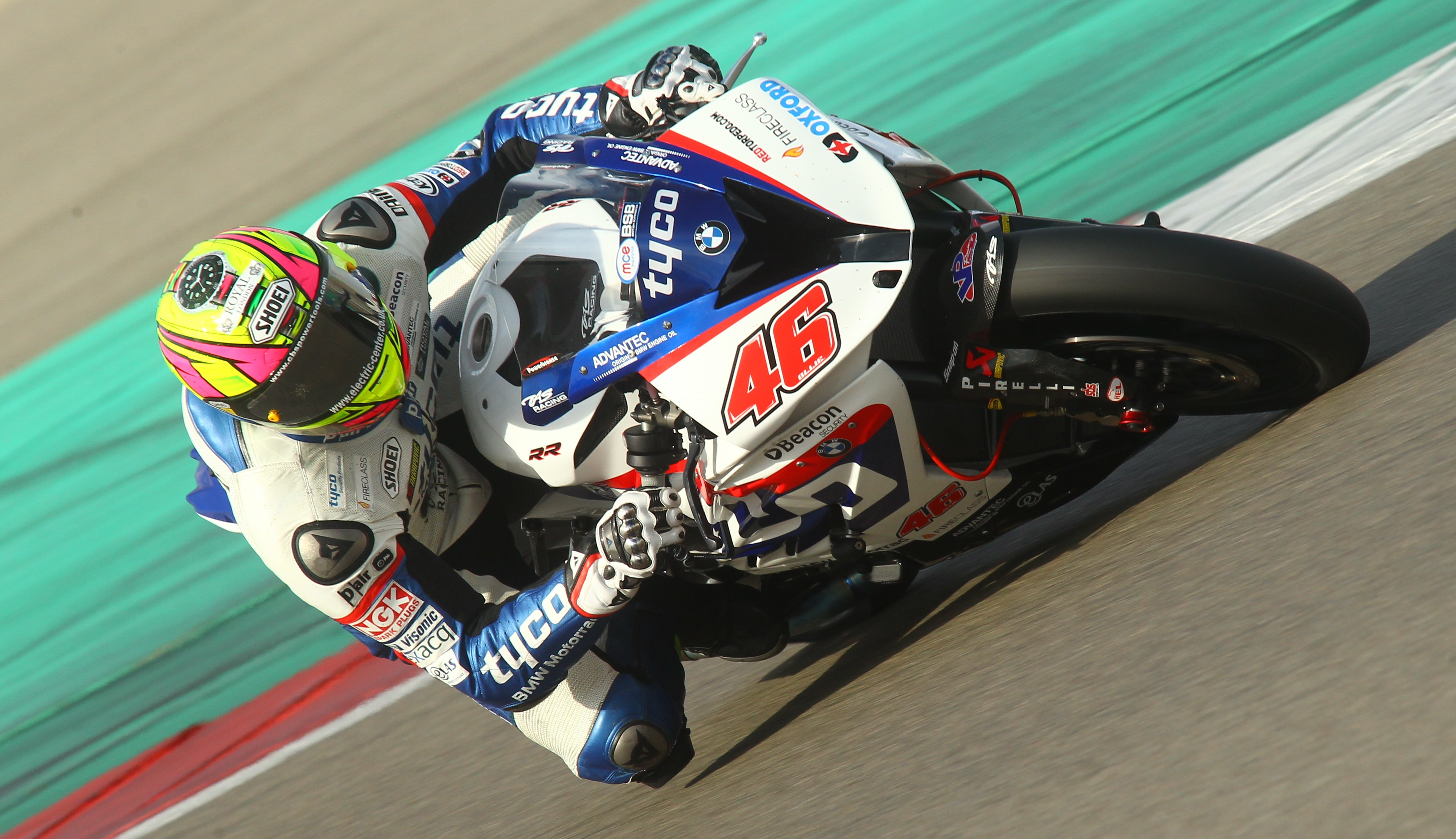Tyco BMW S1000RR race replica - 75 made, UK only